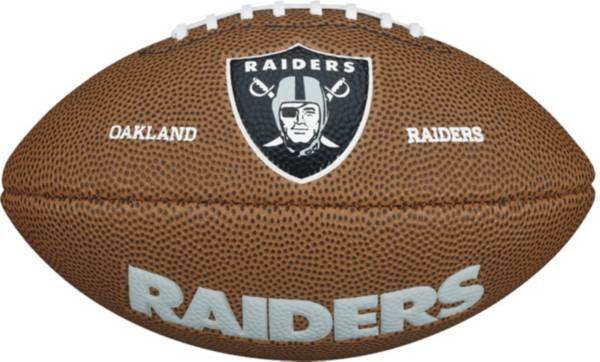 Wilson Oakland Raiders Touch Mini Football product image