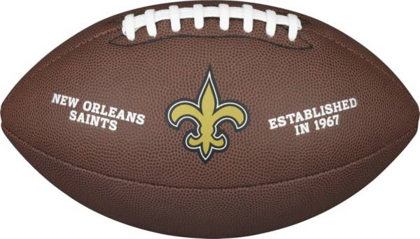 Wilson New Orleans Saints Composite Official-Size Football product image