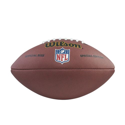 premium selection aa762 4cfc9 Wilson NFL Special Edition Official Football   DICK S Sporting Goods