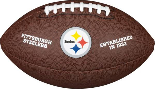 Wilson Pittsburgh Steelers Composite Official-Size Football product image