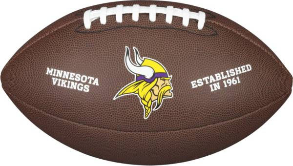 Wilson Minnesota Vikings Composite Official-Size Football product image