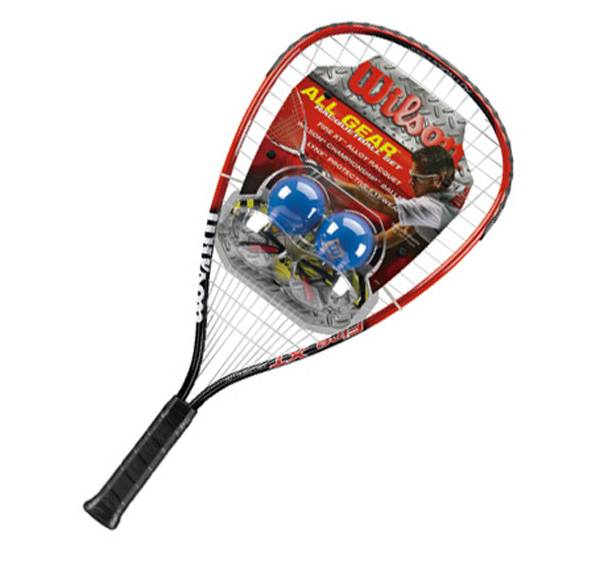 Wilson Starter Set-Clam Racquetball Pack product image