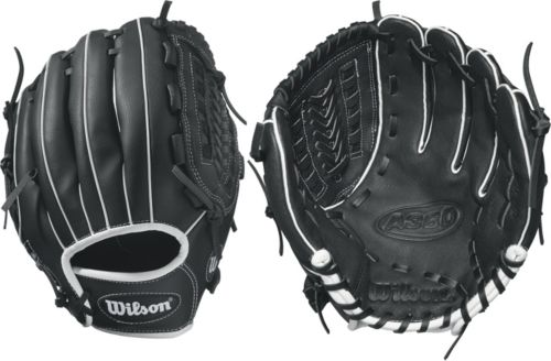 "d9d849eee81ce Wilson 11"" Youth A360 Series Glove. noImageFound. Previous"