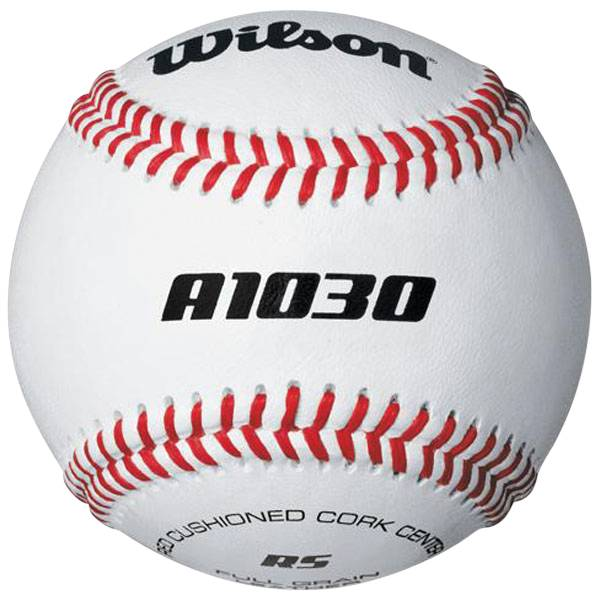 Wilson WTA1030B Baseball Official League