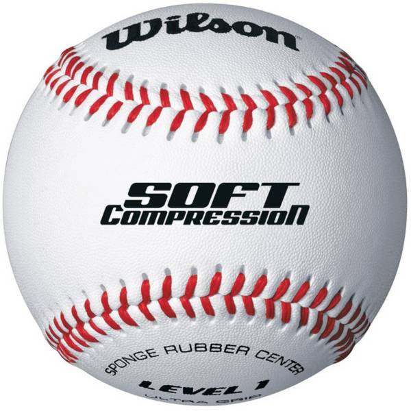 Wilson SCB Level 1 Soft Compression T-Ball product image
