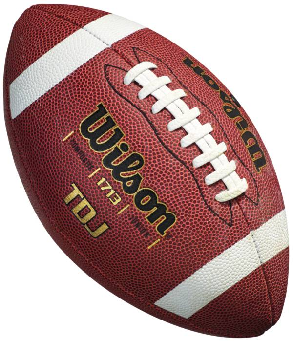 Wilson TDJ Composite Junior Football product image