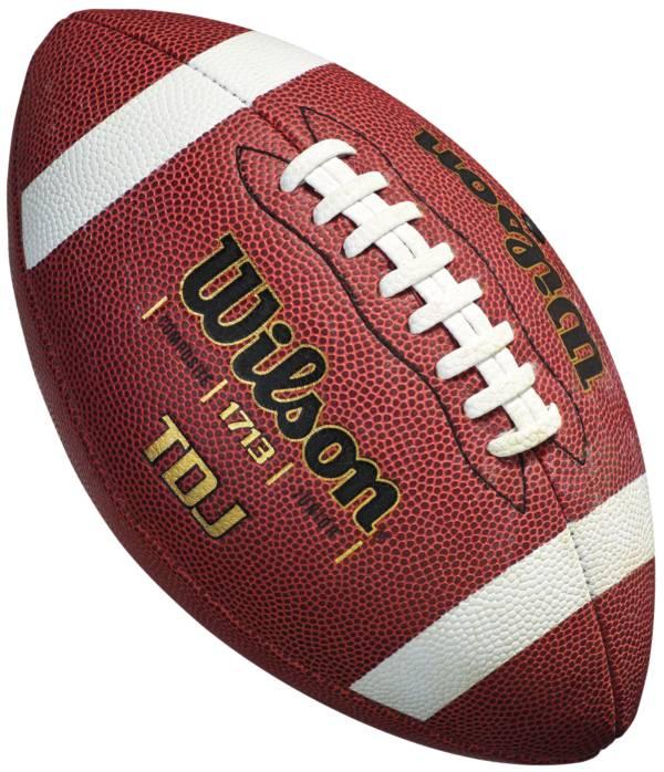 Wilson TDJ Composite Junior Football product image