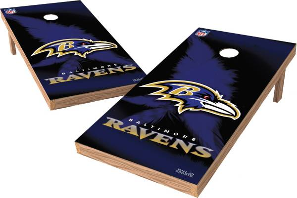 Wild Sports Baltimore Ravens XL Tailgate Bean Bag Toss Shields product image