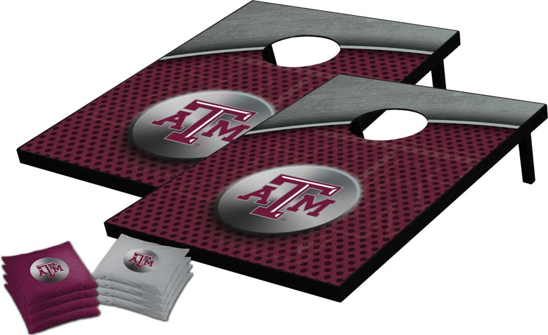 Pleasing Wild Sports 2 X 3 Texas Am Aggies Tailgate Toss Cornhole Set Ibusinesslaw Wood Chair Design Ideas Ibusinesslaworg