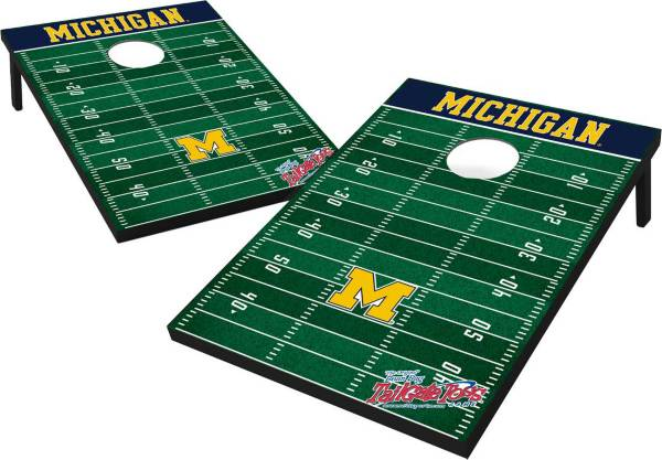 Wild Sports 2' x 3' Michigan Wolverines Tailgate Bean Bag Toss product image