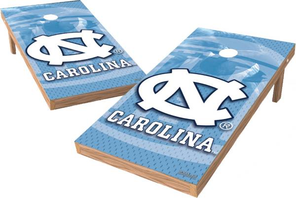 Wild Sports North Carolina Tar Heels XL Tailgate Bean Bag Toss Shields product image