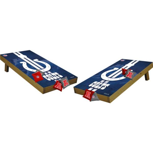 Wild Sports 2' x 4'  Indianapolis Colts Tailgate Bean Bag Toss Shields product image