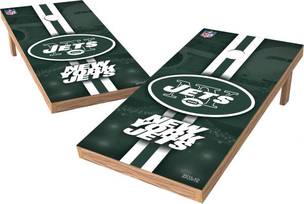 Wild Sports 2' x 4' New York Jets XL Tailgate Bean Bag Toss Shields product image