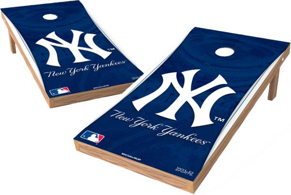 Wild Sports 2' x 4' New York Yankees XL Tailgate Bean Bag Toss Shields product image