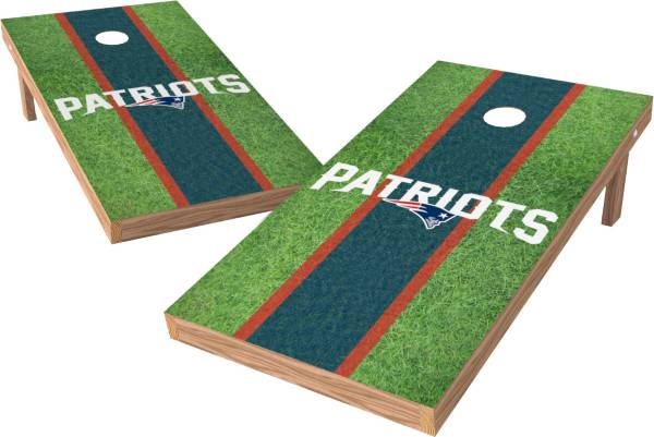 Wild Sports 2' x 4' New England Patriots XL Tailgate Bean Bag Toss Shields product image