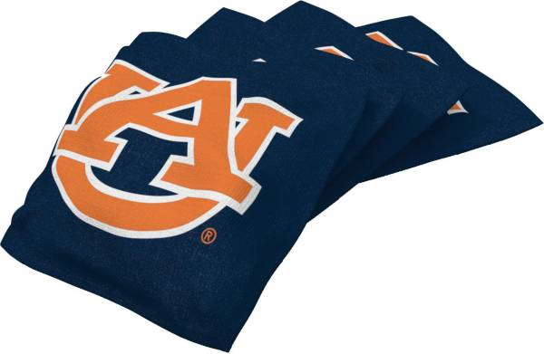 Wild Sports Auburn Tigers XL Cornhole Bean Bags product image