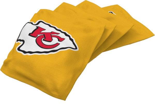 Wild Sports Kansas City Chiefs XL Cornhole Bean Bags product image