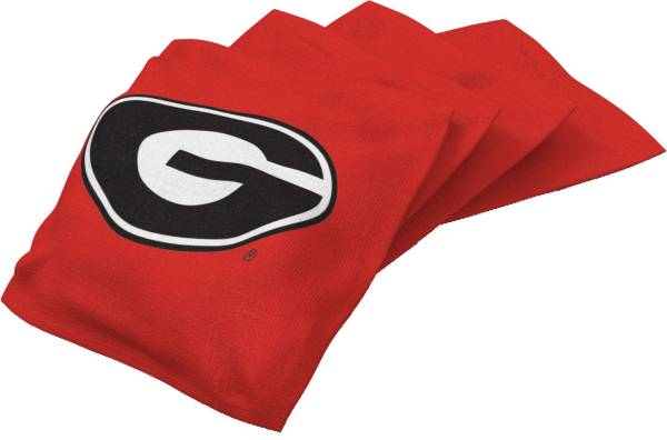 Wild Sports Georgia Bulldogs XL Cornhole Bean Bags product image