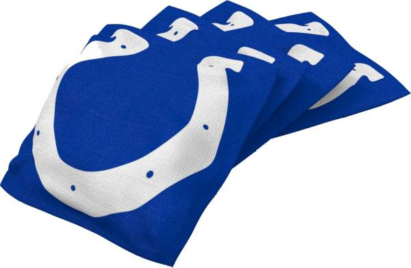 Wild Sports Indianapolis Colts XL Cornhole Bean Bags product image