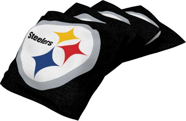 Wild Sports Pittsburgh Steelers XL Cornhole Bean Bags product image