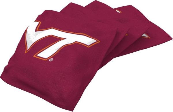 Wild Sports Virginia Tech Hokies XL Cornhole Bean Bags product image