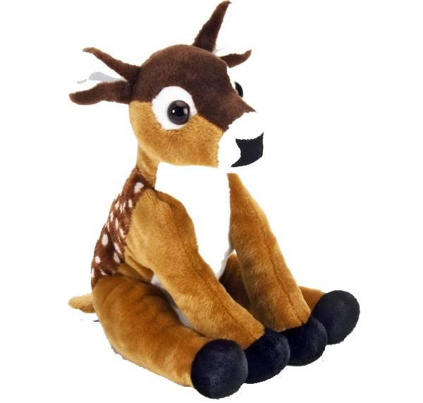 Wild Republic Cuddlekin Fawn Stuffed Animal product image