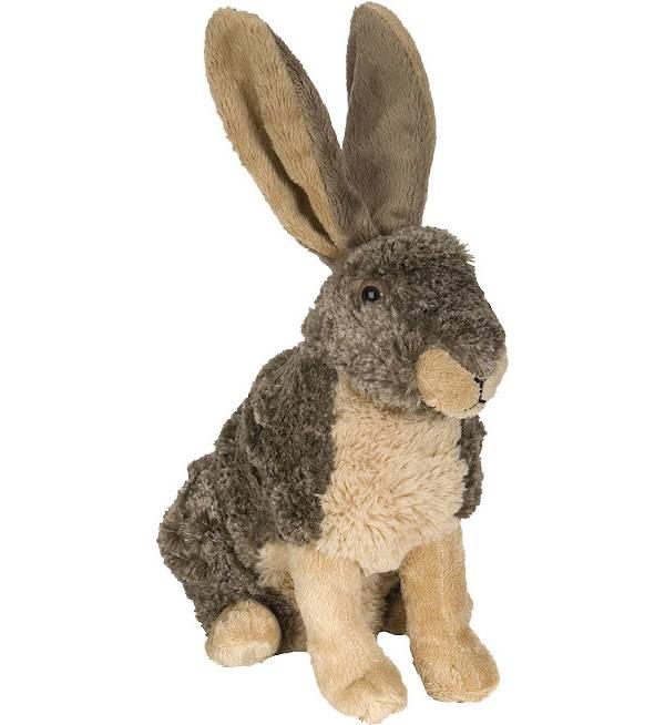 Wild Republic Cuddlekin Hare Stuffed Animal product image
