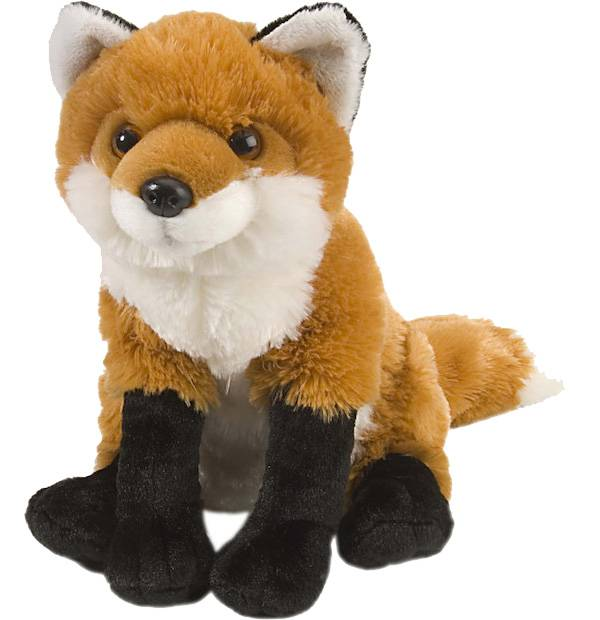 Wild Republic Cuddlekin Red Fox Stuffed Animal product image