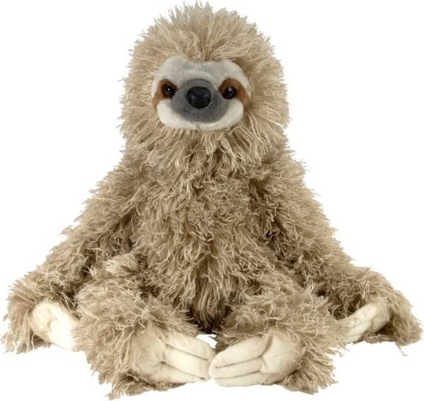 Wild Republic Cuddlekin Three-Toed Sloth Stuffed Animal product image