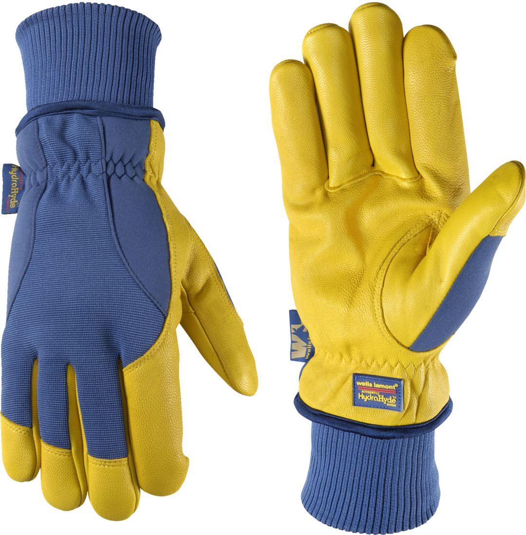 cfb2e1f844055 Wells Lamont Men's HydraHyde Goatskin Gloves | DICK'S Sporting Goods
