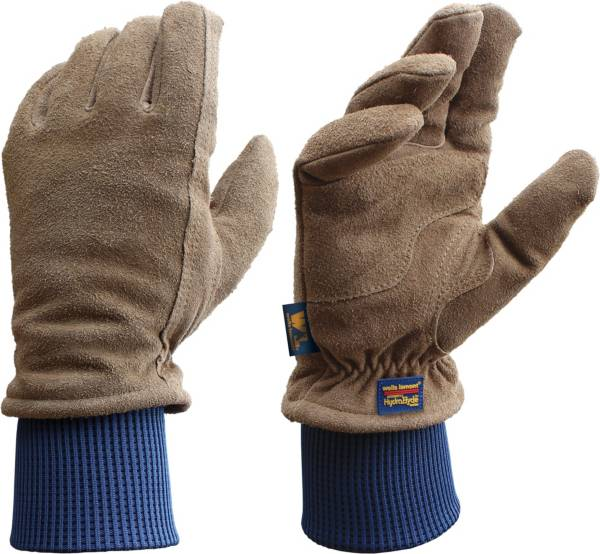 Wells Lamont HydraHyde Suede Cowhide Gloves product image