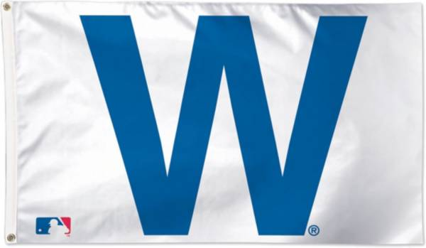 WinCraft Chicago Cubs W Win 3' x 5' Flag product image