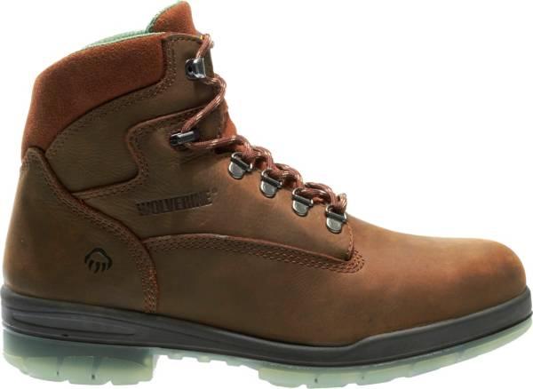 """Wolverine Men's DuraShocks 6"""" Waterproof 200g Steel Toe Work Boots product image"""