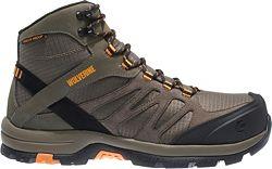 e1d57de45bd Wolverine Men's Fletcher Mid Waterproof CarbonMax EH Hiking Boots