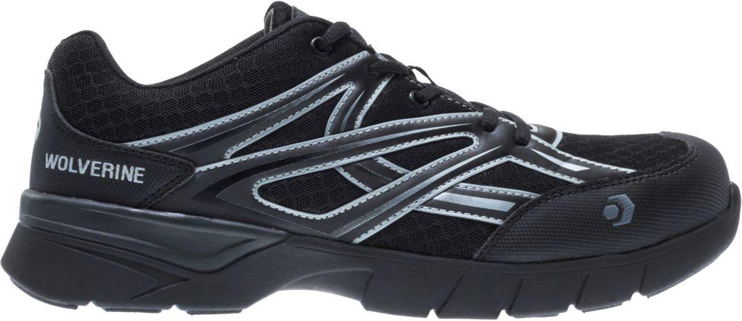 305e23e88a3 Wolverine Men's Jetstream CarbonMax Composite Toe Work Shoes