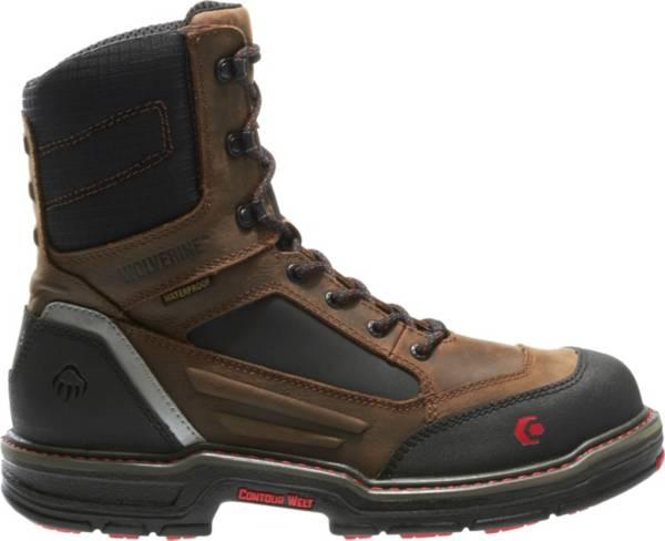"Wolverine Men's Overman Waterproof CarbonMax 8"" EH Work Boots product image"
