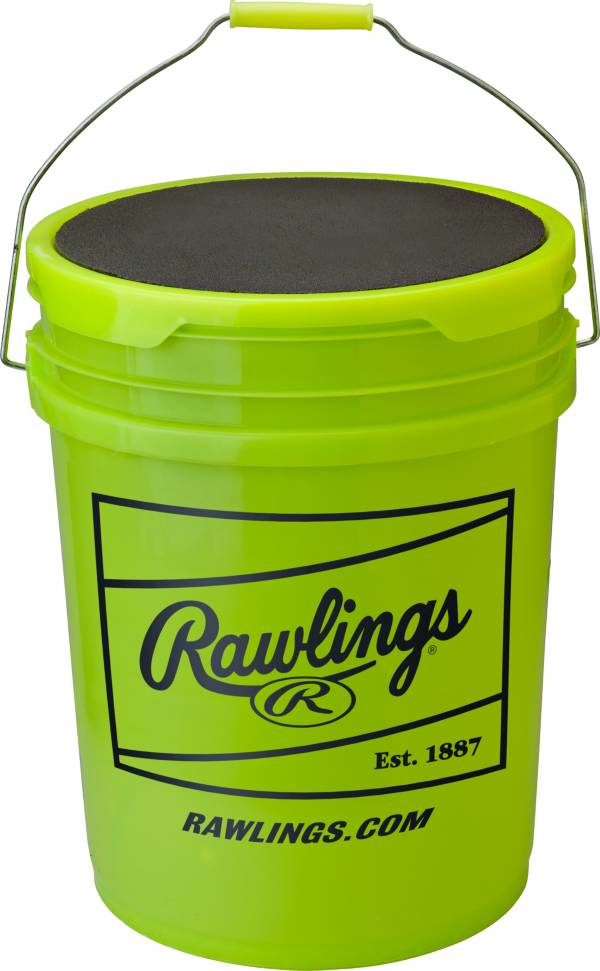 """Rawlings 12"""" FPEX Practice Fastpitch Softball Bucket - 12 Pack product image"""