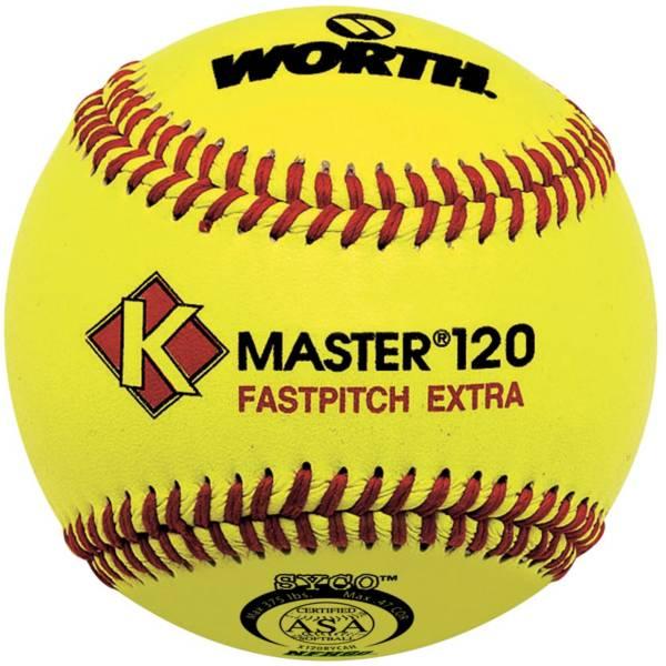 """Rawlings 12"""" ASA K-Master 120 Fastpitch Softball product image"""