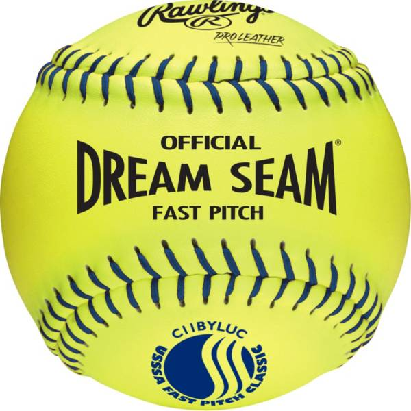 "Rawlings 11"" USSSA Official Dream Seam Fastpitch Softball product image"