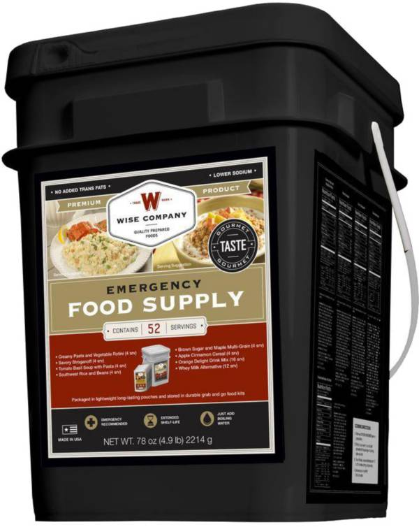 Wise Company 52 Serving Prepper Bucket product image