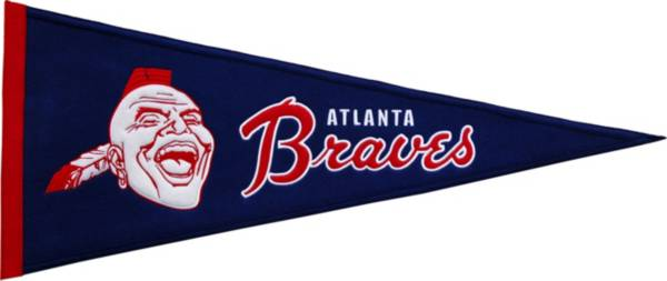 Atlanta Braves Cooperstown Pennant product image