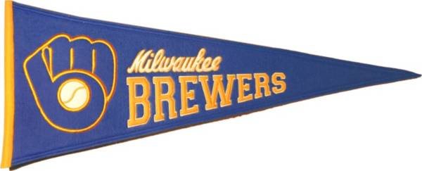 Milwaukee Brewers Cooperstown Pennant product image