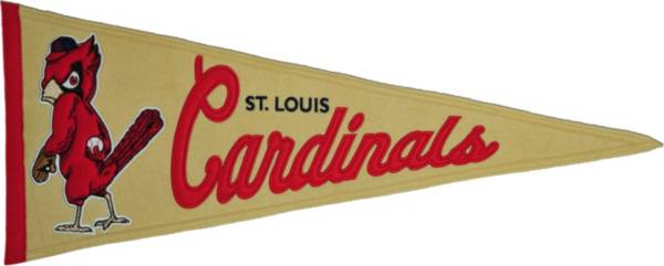 St. Louis Cardinals Angry Bird Cooperstown Pennant product image