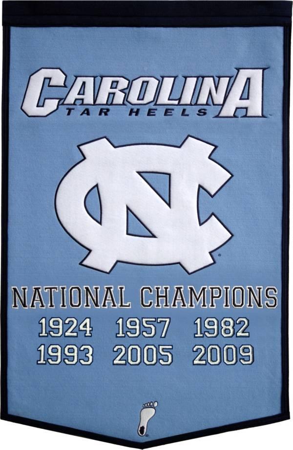 North Carolina Tar Heels Basketball National Champions Banner product image