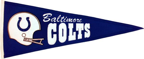 Indianapolis Colts Throwback Pennant product image