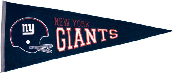 New York Giants Throwback Pennant product image