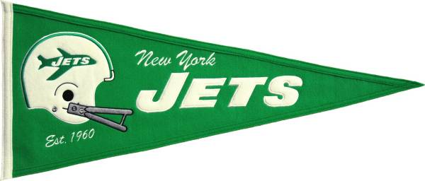 New York Jets Throwback Pennant product image