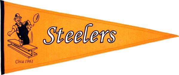 Pittsburgh Steelers Throwback Pennant product image