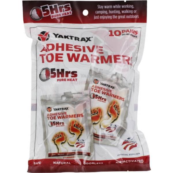 Yaktrax Adhesive Toe Warmer – 10 Packs product image