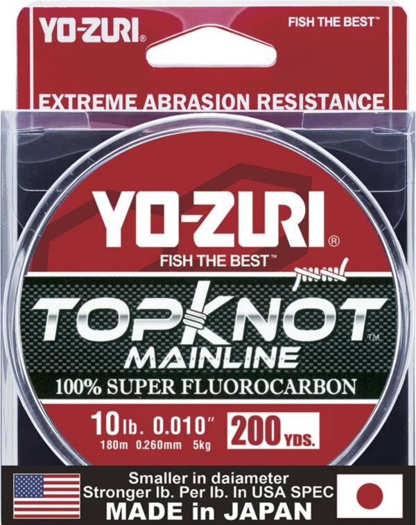 Yo-Zuri TopKnot MainLine Fluorocarbon Fishing Line product image
